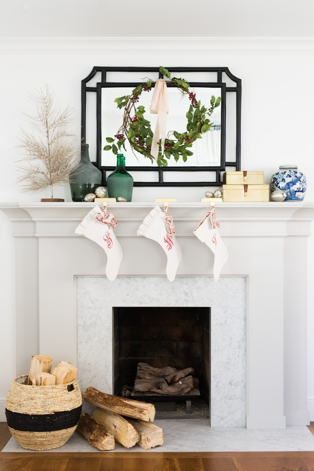 Stress Free Holiday Decorating Inspired Home 5