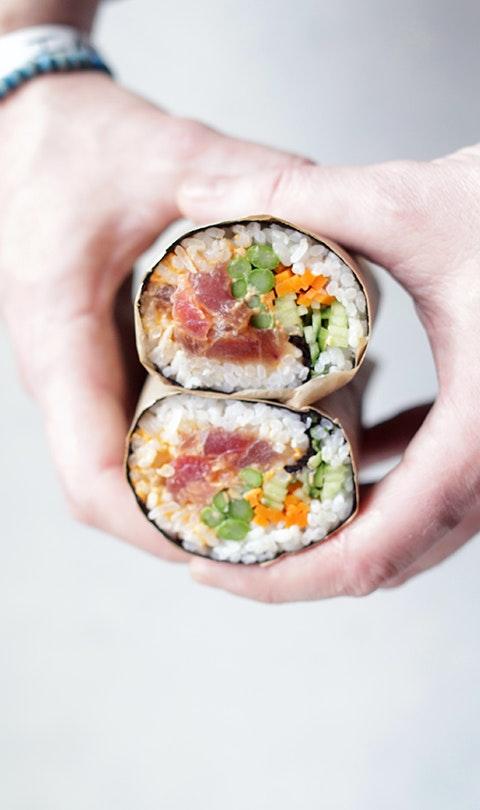 Sushi Burrito 16