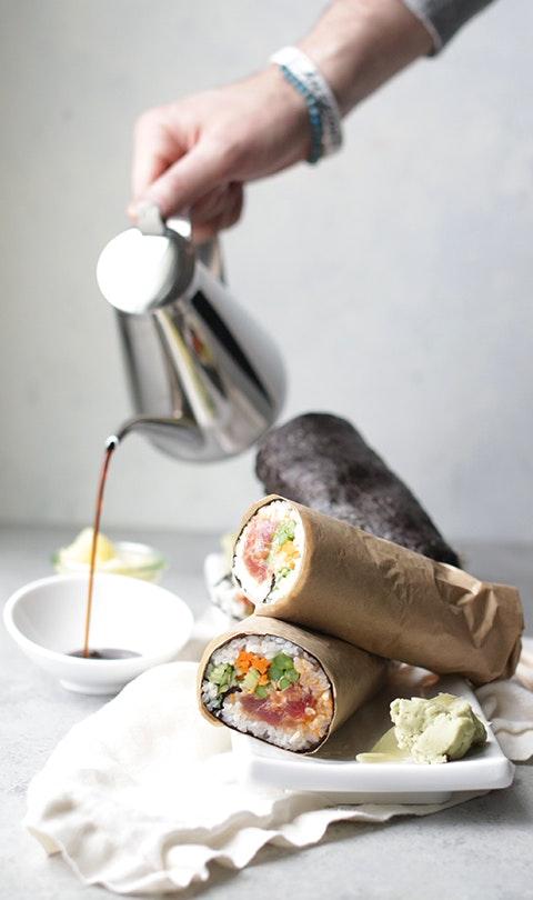 Sushi Burrito 18