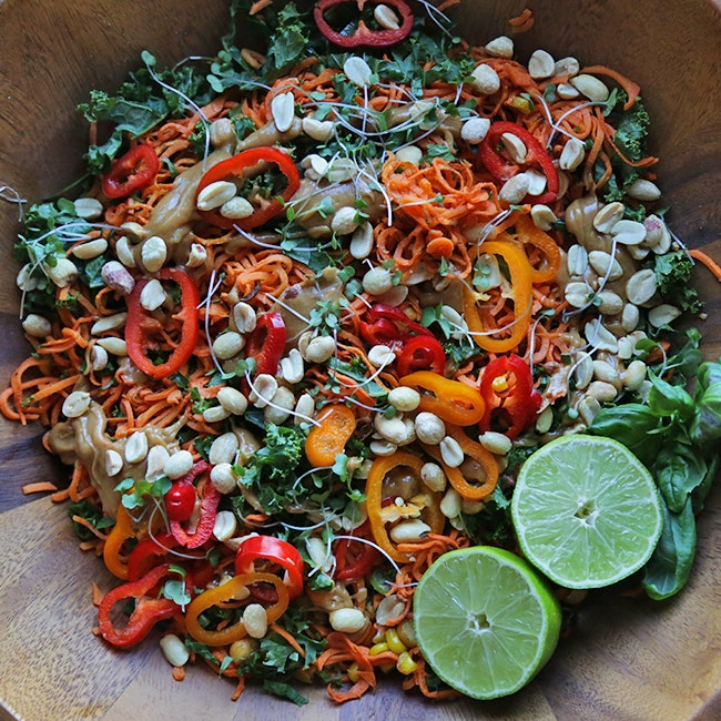 Sweet Potato Salad Web