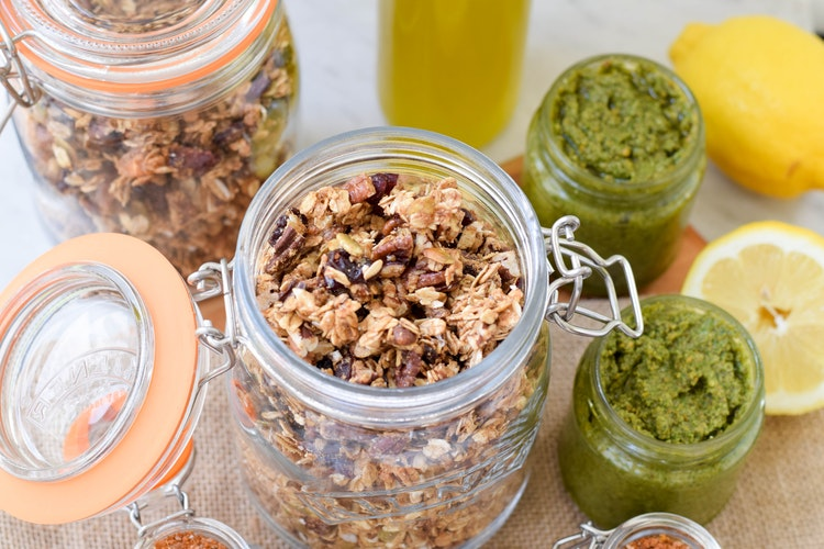 Homemade Edible Gifts for Teachers