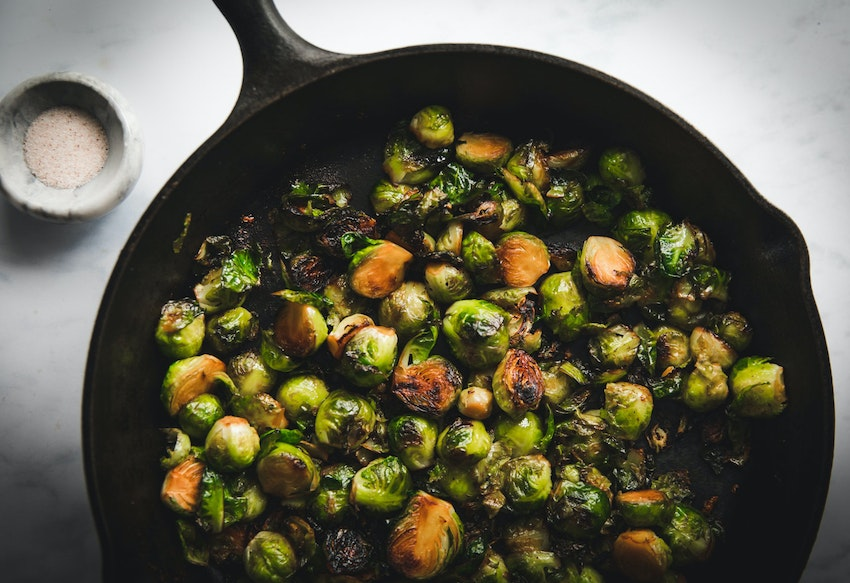 Thai-Style Brussels Sprouts May Be the Best Way to Eat Brussels Sprouts