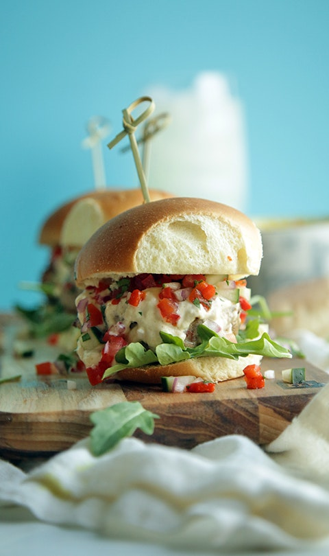 Turkey Burger Pin 1