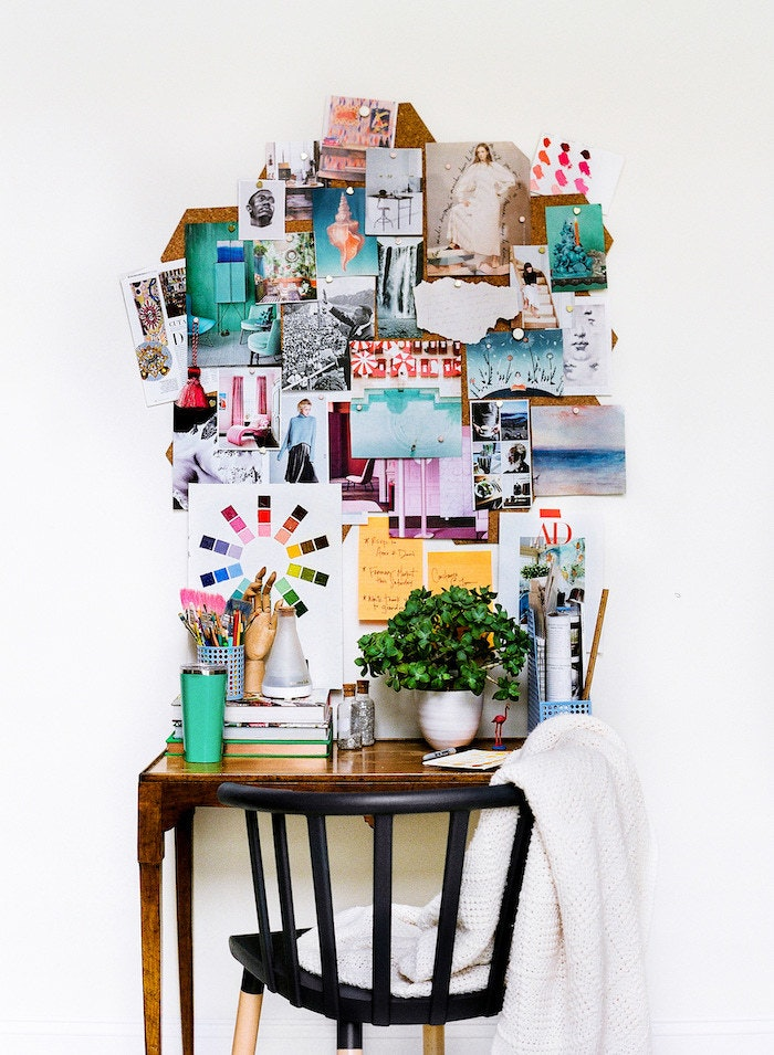 Create the Perfect Vision Board to Accomplish Your Goals