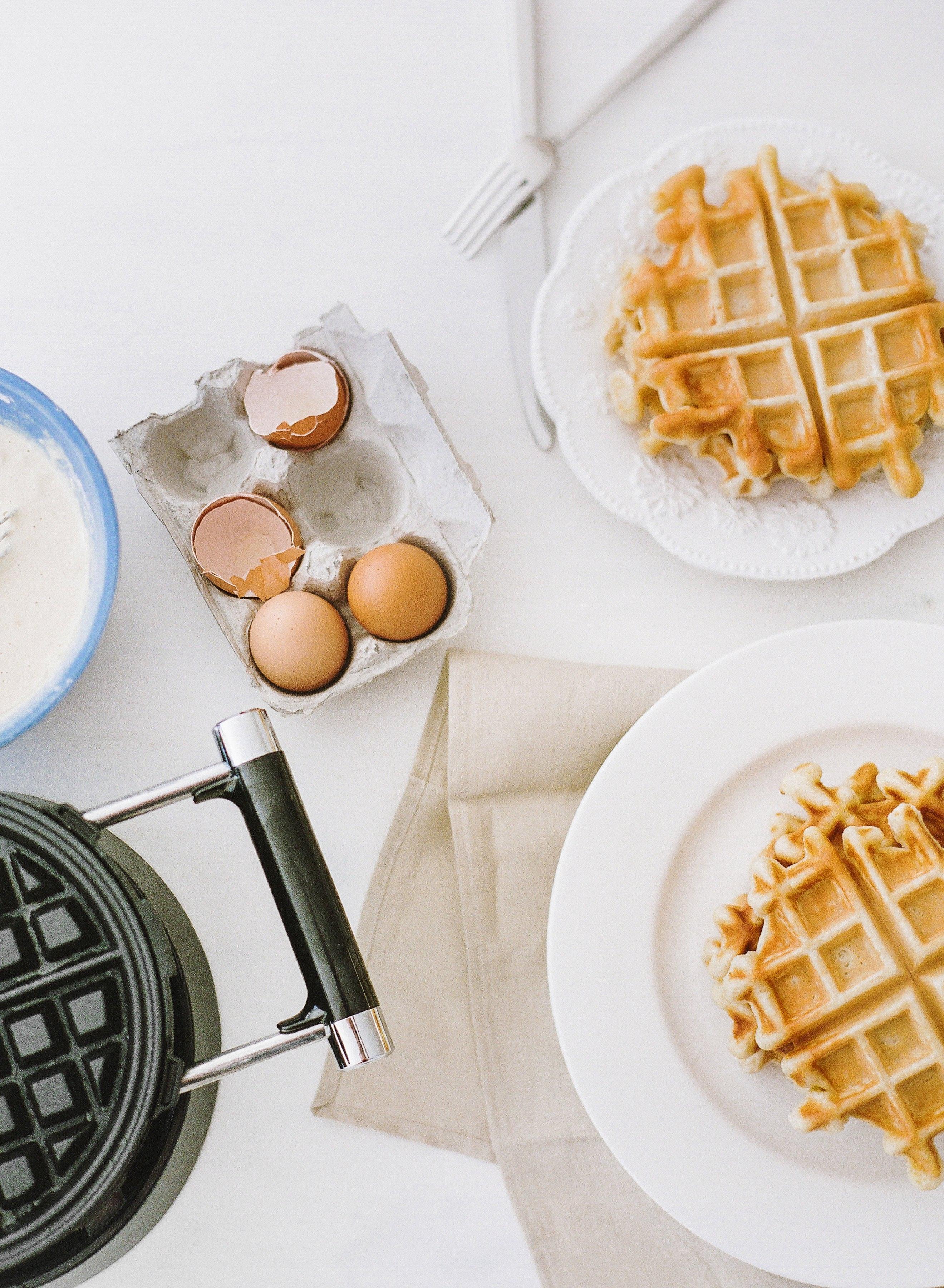 Waffles Rancheros Waffles